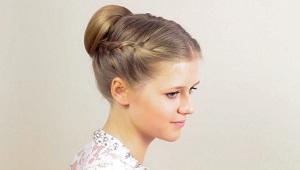 Прически поэтапно в домашних условиях на средние волосы