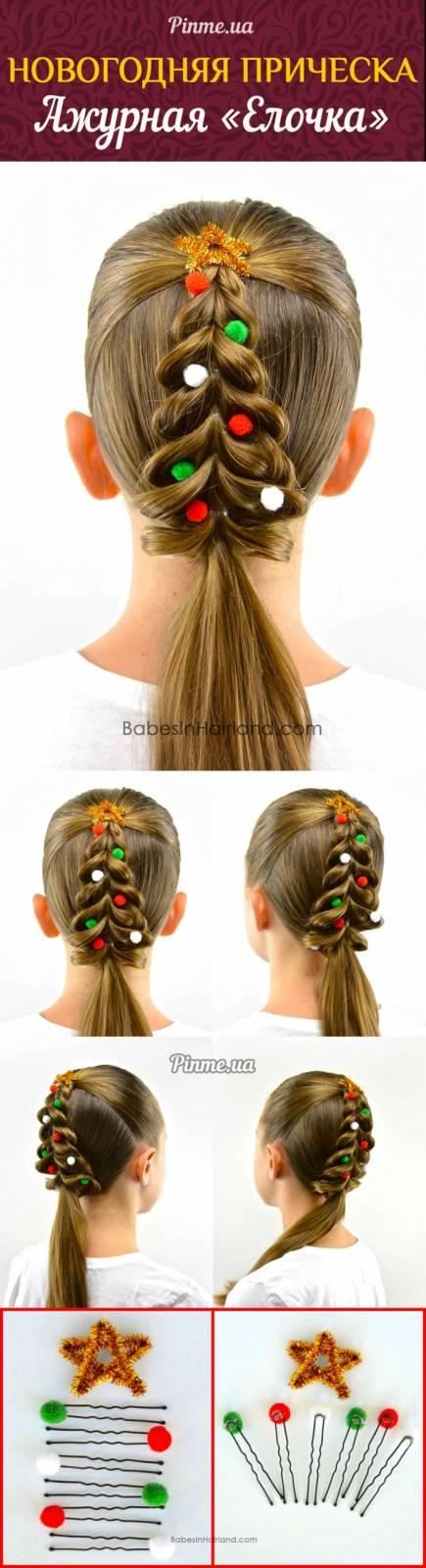 Причёски на длинные волосы в стиле стиляг