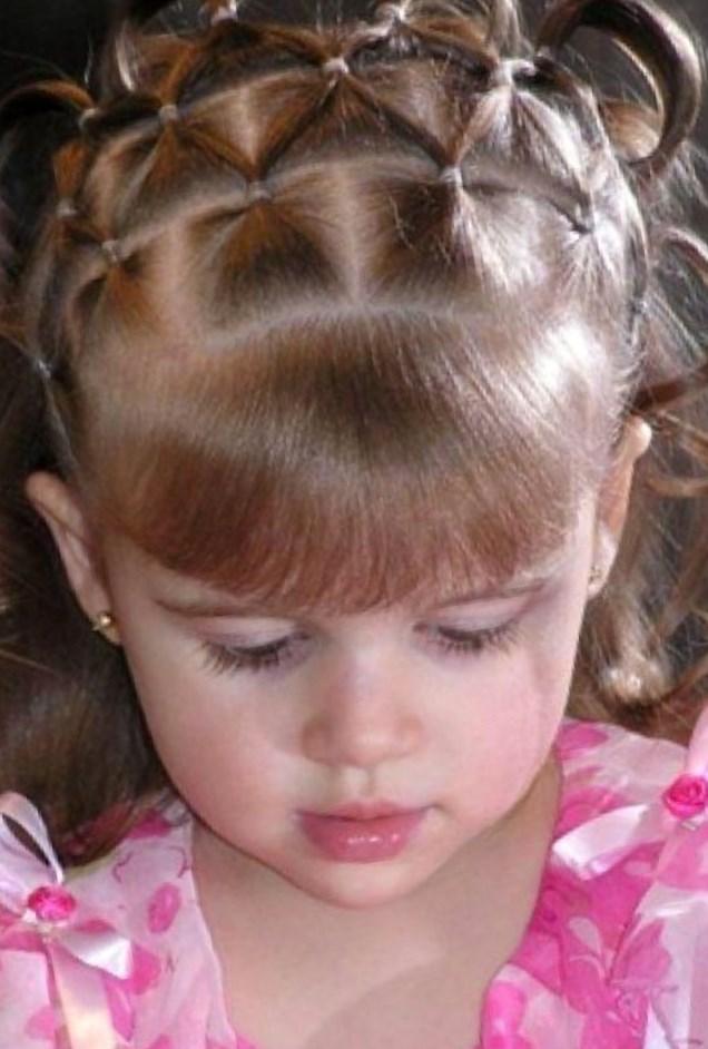 Красивые летние причёски для девочек
